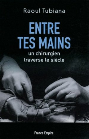Entre tes mains - france empire - 9782704811144 -