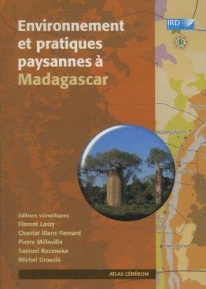 Environnement et pratiques paysannes à Madagascar - ird / cnre - 9782709915717 -