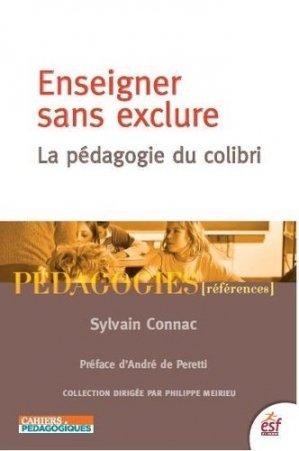Enseigner sans exclure - ESF Editeur - 9782710133674 -