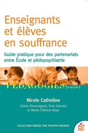 Enseignants et élèves en souffrance - ESF Editeur - 9782710139652 -