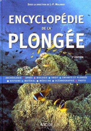 Encyclopédie de la plongée. 2e édition - Vigot - 9782711416783 -