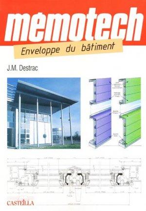 Enveloppe du bâtiment - casteilla - 9782713533082 -