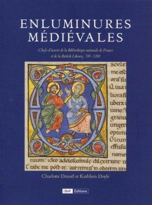 Enluminures médiévales - bnf - 9782717727906
