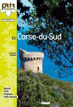 Balades en famille en Corse-du-sud - Glénat - 9782723468145 -