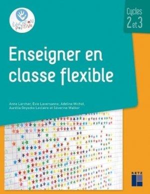 Enseigner en classe flexible - Retz - 9782725637488 -