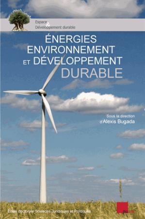 Energies, environnement et développement durable - presses universitaires d'aix-marseille - 9782731408591 -