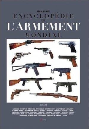 Encyclopédie de l'armement mondial - T6 - grancher - 9782733913321 -