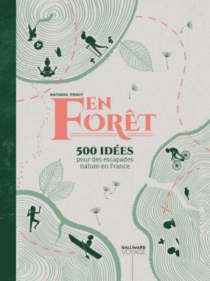 En Forêt - gallimard editions - 9782742460588 -