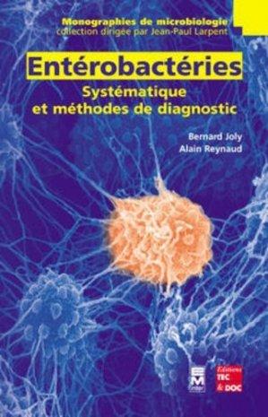 Entérobactéries Systématique et méthodes de diagnostic - tec et doc / em inter - 9782743005825 -