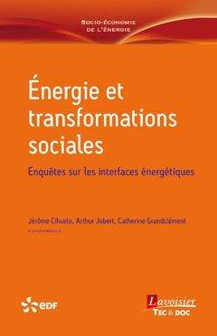 Énergie et transformations sociales - lavoisier / tec et doc - 9782743020163 -