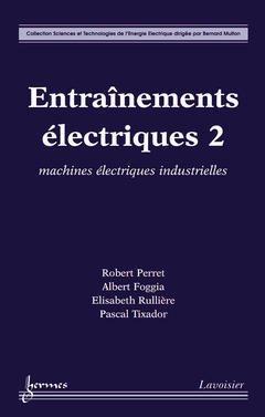 Entraînements électriques 2 - hermès / lavoisier - 9782746215573 -