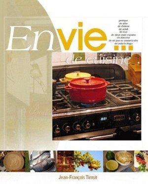 Envie de... cuisine - Editeurs divers - 9782746620384 -
