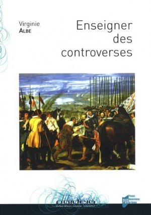 Enseigner des controverses - presses universitaires de rennes - 9782753508187 -
