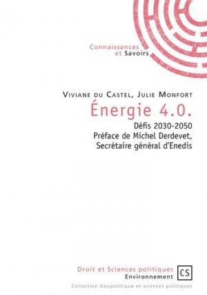 Energie 4.0 - Connaissances et Savoirs - 9782753904989 -