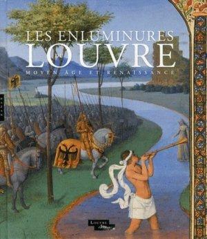 Enluminures du Louvre - hazan - 9782754105699 -