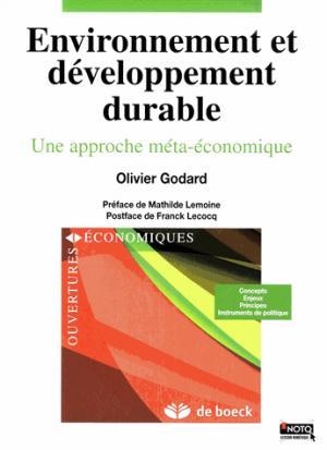 Environnement et développement durable - de boeck superieur - 9782804192266 -