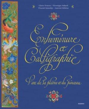 Enluminure et calligraphie - mango - 9782812503696 -
