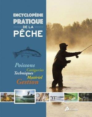 Encyclopédie pratique de la pêche - artemis - 9782816013771 -