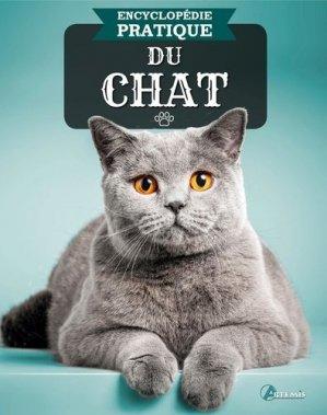 Encyclopédie pratique du chat - artemis - 9782816016420 -