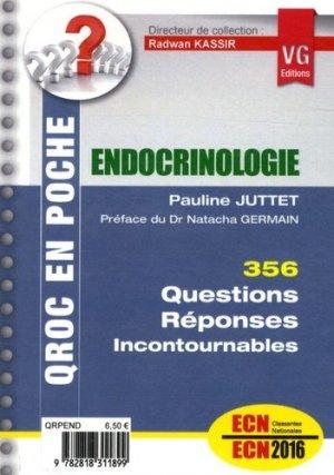 Endocrinologie - vernazobres grego - 9782818311899 -