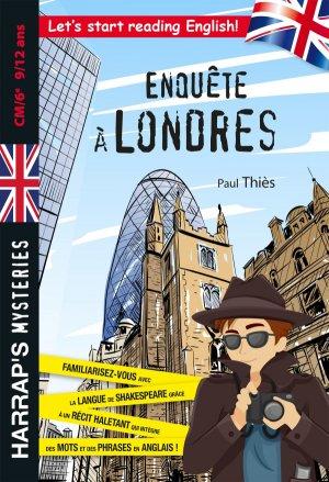 ENQUETE ? LONDRES  - harrap's - 9782818705247 -