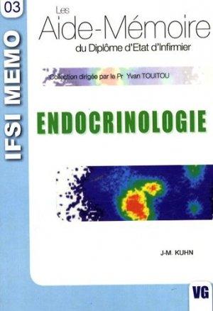 Endocrinologie - vernazobres grego - 9782841367849 -