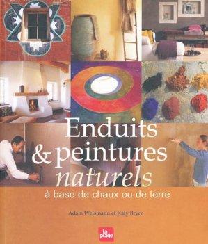 Enduits et peintures naturels à base de chaux ou de terre - la plage - 9782842212049 -