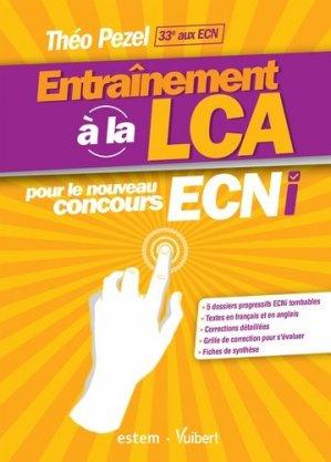 Entraînement à la LCA pour le nouveau concours ECNi - estem / vuibert - 9782843718397 -