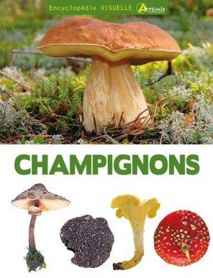 Encyclopédie visuelle des champignons - artemis - 9782844163998 -