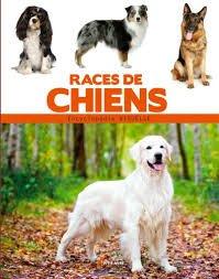 Encyclopédie visuelle des races de chiens - artemis - 9782844168658 -