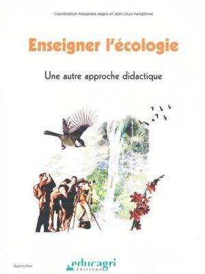 Enseigner l'écologie - educagri - 9782844448392 -