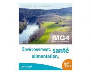 Environnement, alimentation, santé - educagri - 9782844448736 -