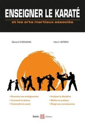 Enseigner le karaté et les arts martiaux associés - budo - 9782846174039 - majbook ème édition, majbook 1ère édition, livre ecn major, livre ecn, fiche ecn