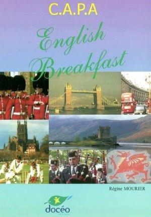 English breakfast CAPA - doceo - 9782909662572 -