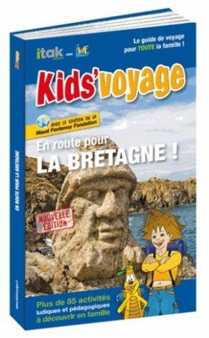 En route pour la Bretagne ! - Itak Editions - 9782918145677 -