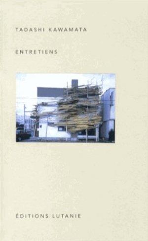 Entretiens - Lutanie Editions - 9782918685050 -