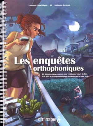 Enquêtes orthophoniques - cit'inspir - 9782919675661 -