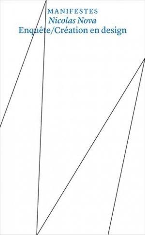 Enquête / Création en design - Head Publishing - 9782940510474 -