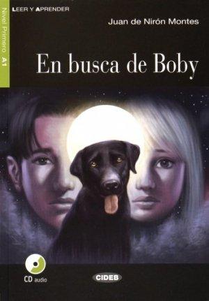 En busca de Boby (1CD audio) - black cat - 9788853015204 -