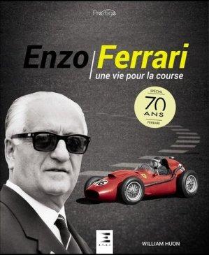 Enzo Ferrari - etai - editions techniques pour l'automobile et l'industrie - 9791028301392 -
