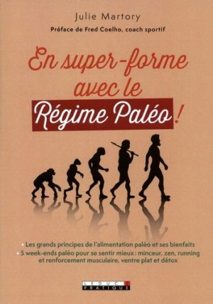 En super-forme avec le Régime Paléo ! -leduc-9791028504977
