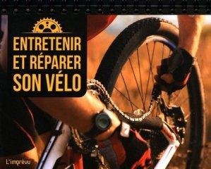 Entretenir et réparer son vélo - de l'imprevu - 9791029504143 -