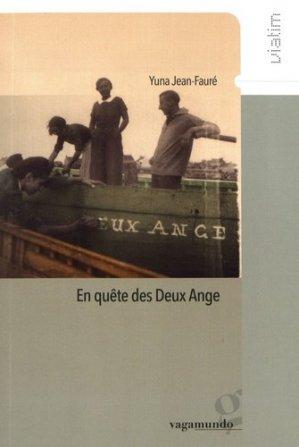 En quête des Deux Ange - Vagamundo - 9791092521214 -