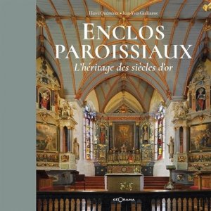Enclos paroissiaux - Géorama - 9791096216345 -
