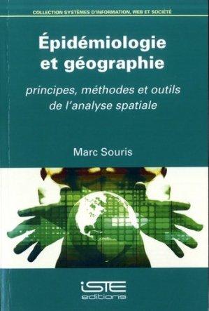 Épidémiologie et géographie - iste - 9781784055738 -