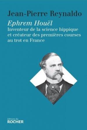 Ephrem Houël - du rocher - 9782268102344 -