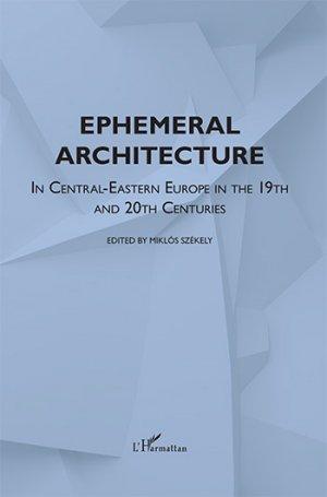Ephemeral Architecture - l'harmattan - 9782343072326 -