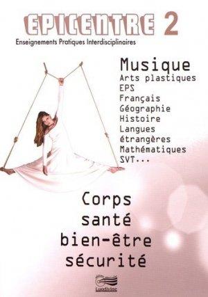 Epicentre 2 - Editions musicales Lugdivine - 9782368570340 -