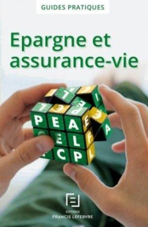 Epargne et assurance-vie - Francis Lefebvre - 9782368930656 -