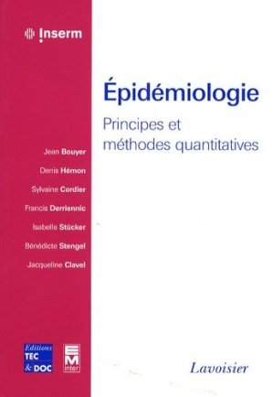 Épidémiologie - tec et doc / em inter / lavoisier - 9782743011673 -